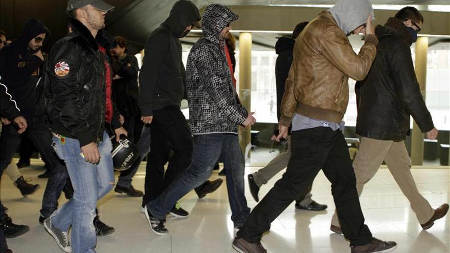 El conseller Espadaler podría levantar las medidas cautelares a los mossos