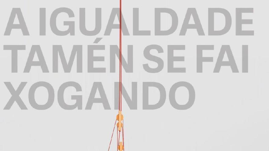 Campaña del Concello de Santiago por la igualdad en el juego