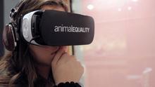Igualdad Animal presenta un corto de realidad virtual en el Festival de Sundance. Foto: Igualdad Animal