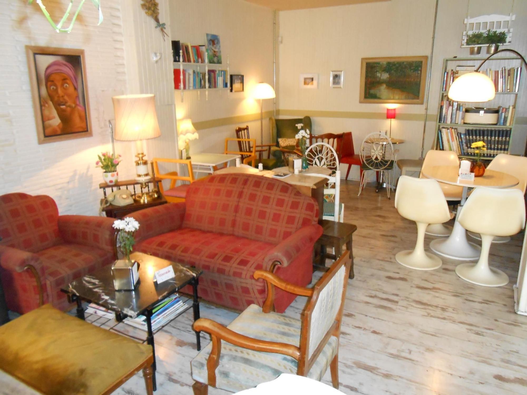 Interior del Café de la Luz