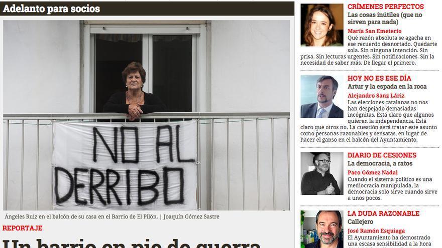eldiario.es Cantabria supera el millón de visitas