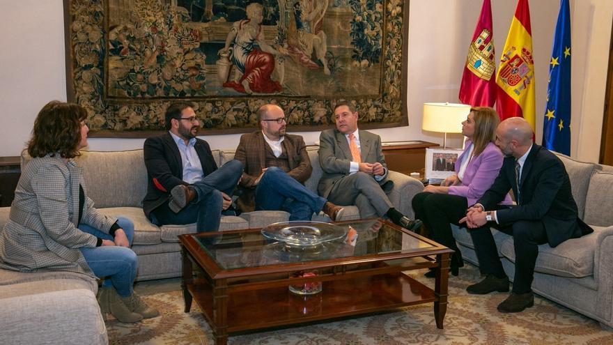 Junta, PSOE y Cs acuerdan iniciar trámites para reformar el Estatuto de Autonomía de Castilla-La Mancha