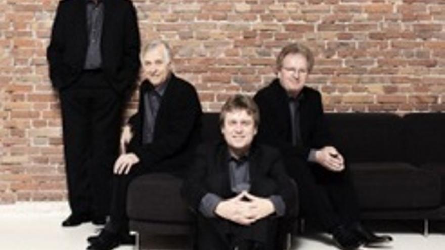 El cuarteto británico The Hilliard Ensemble recala el lunes en Estella en su gira de despedida