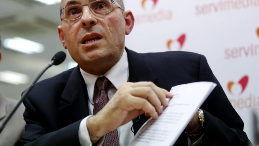 El fiscal pide al Poder Judicial que suspenda cautelarmente al juez Silva