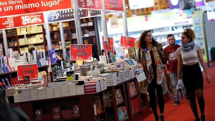 """Buenos Aires abre su Feria del Libro, la """"librería más grande"""" de Suramérica"""