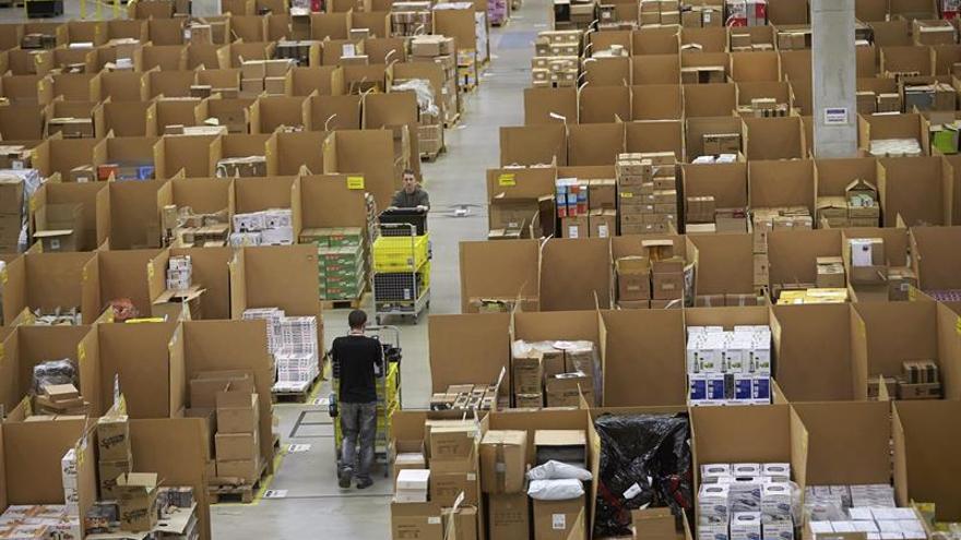 Amazon amplía su red logística con una estación en Alcobendas (Madrid)