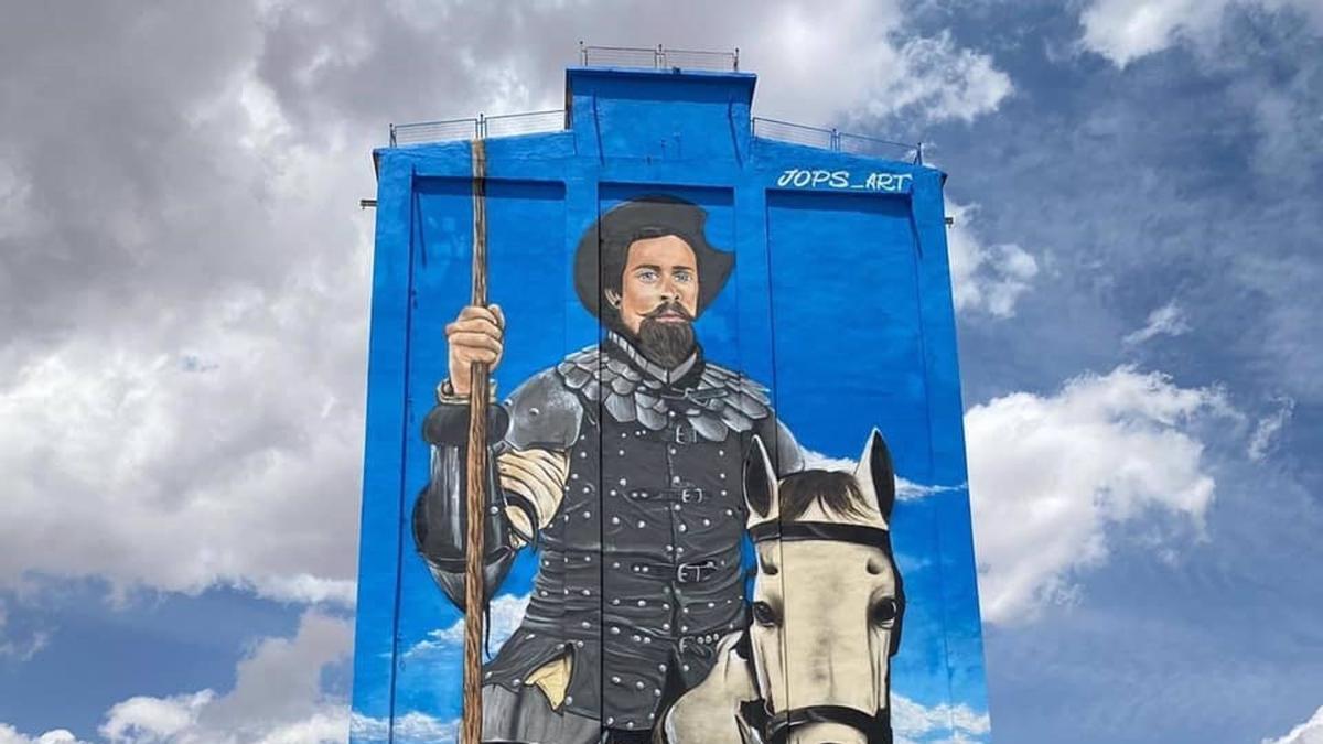 El Quijote de JOPS