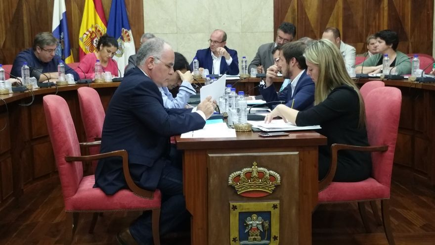 En la imagen, sesión plenaria de este jueves. Foto: LUZ RODRÍGUEZ.