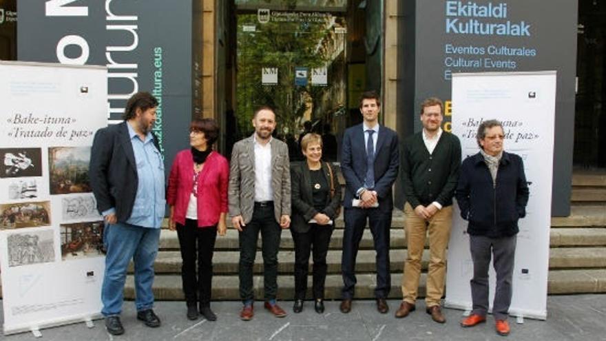 La exposición '1516-2016. Tratados de paz' reunirá en San Sebastián más de 400 piezas de 21 museos internacionales