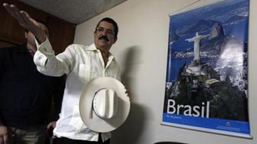Presidente electo de Honduras