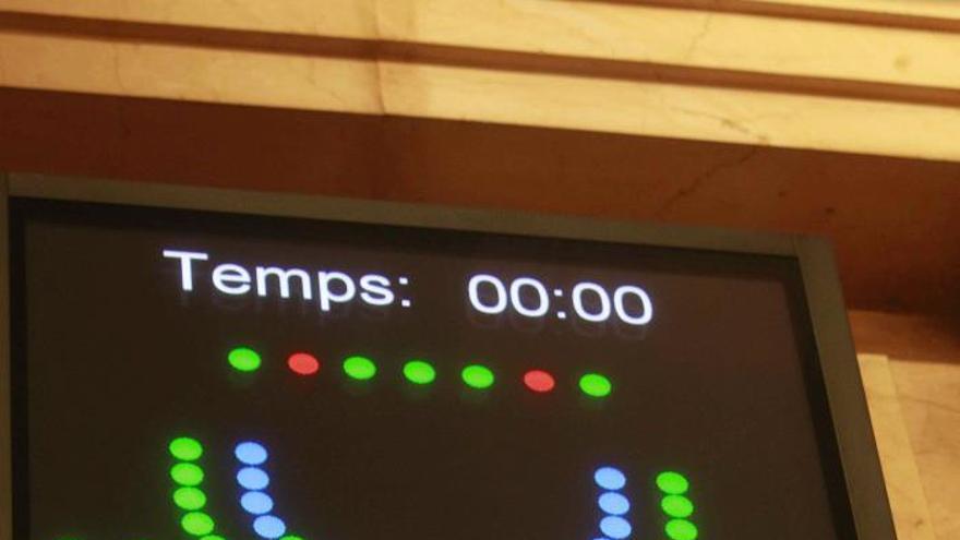 De Gispert ya ha enviado al Congreso la propuesta aprobada por el Parlament