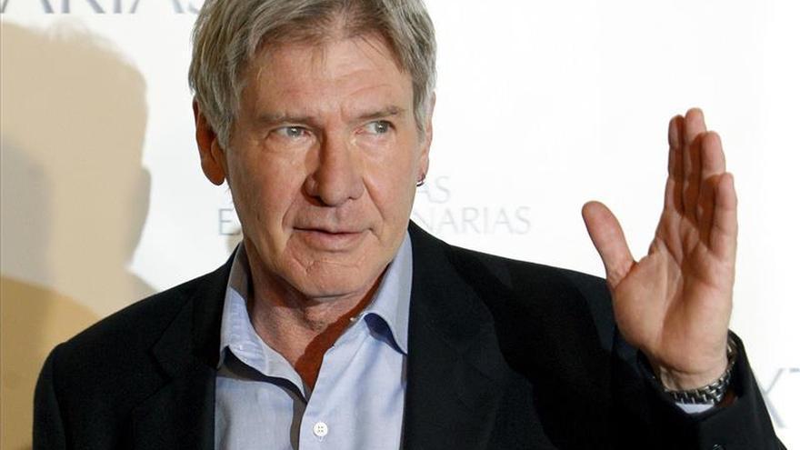 """""""Hay algo de mí en Han Solo"""", dice Harrison Ford"""