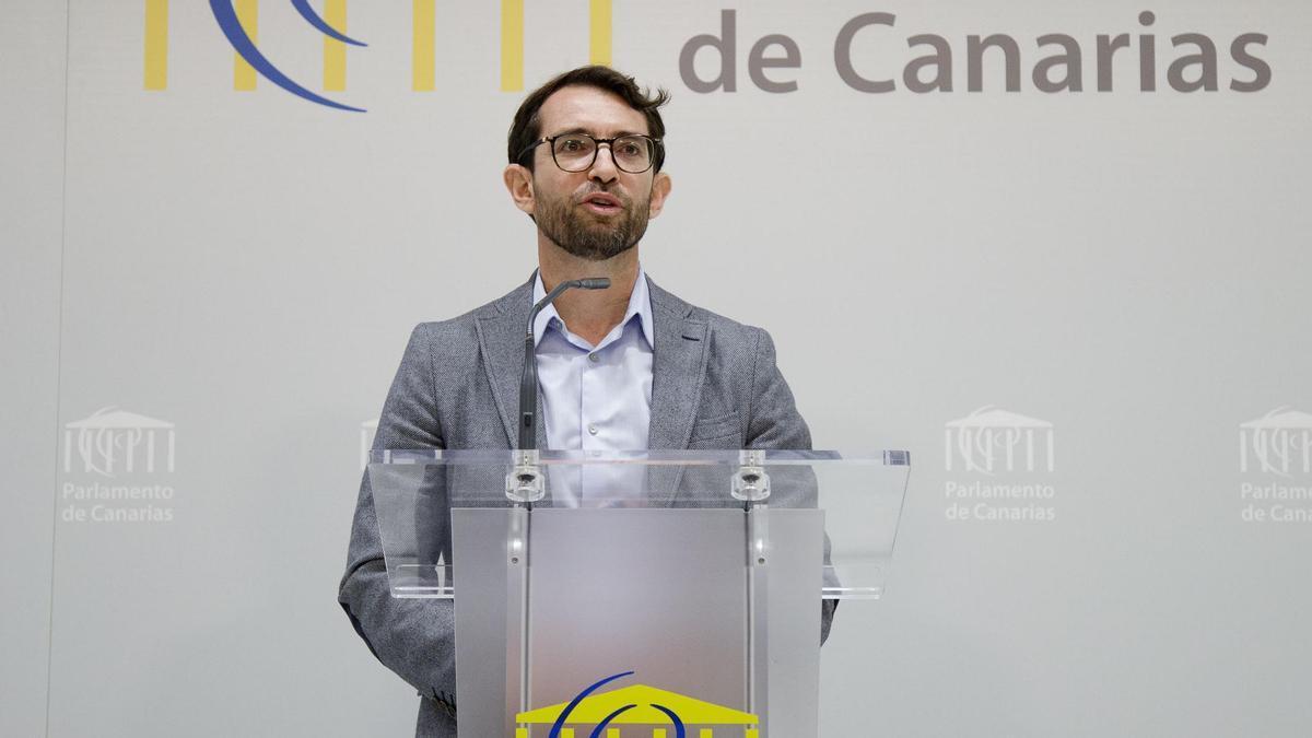 Antonio Olivera, viseconsejero de Presidencia del Gobierno de Canarias