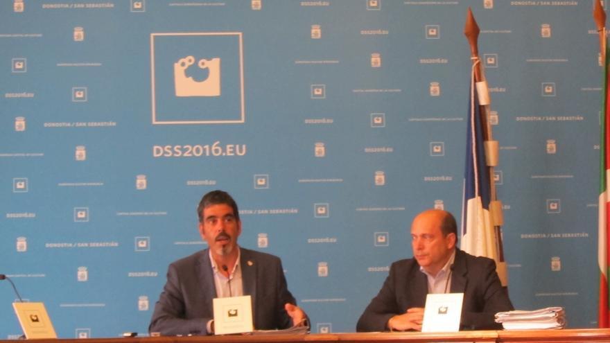 San Sebastián subirá un 5% las tasas de basuras, saneamiento y terrazas en 2016