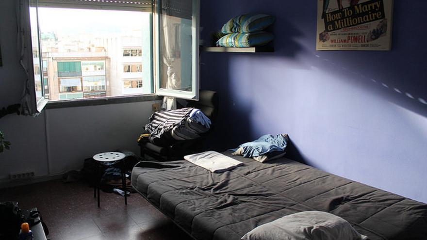 Habitación de Airbnb