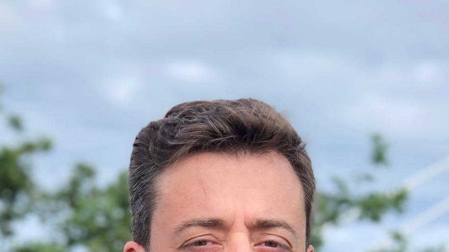 El nuevo director del PCTCAN, Raúl Huerta
