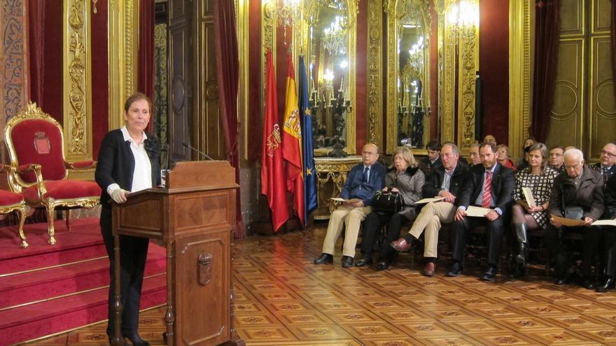 El Gobierno de Navarra homenajea a las personas que en el último año han donado objetos valiosos a la Comunidad foral