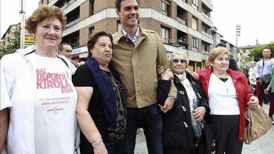 Sánchez llega mañana a Andalucía en campaña sin coincidir con Susana Díaz