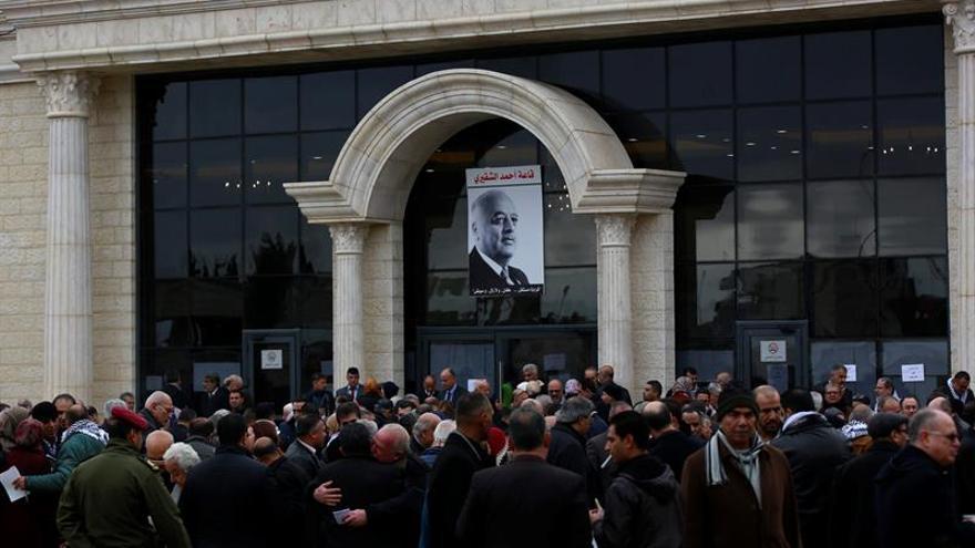 Yibril Rayub y el encarcelado Barguti, grandes vencedores de las elecciones de Al Fatah