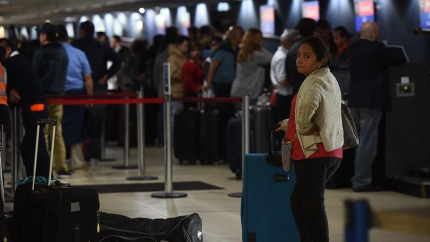 Reanuda las operaciones aeropuerto internacional de Guatemala