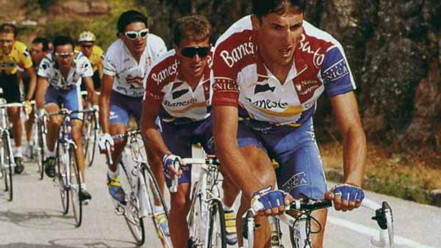 Volta a Cataluña de 1994. | Biografía Perico Delgado