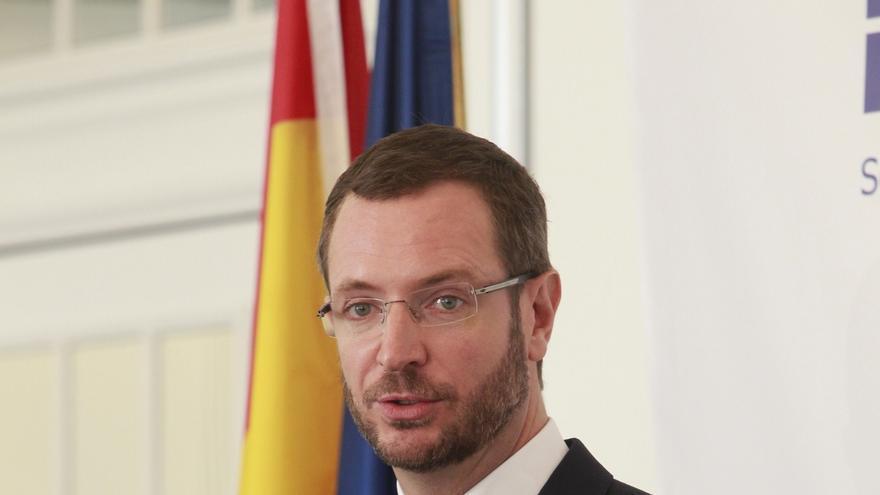 """El Fiscal Superior vasco llama a declarar a Maroto como imputado por un supuesto delito de """"incitación al odio"""""""