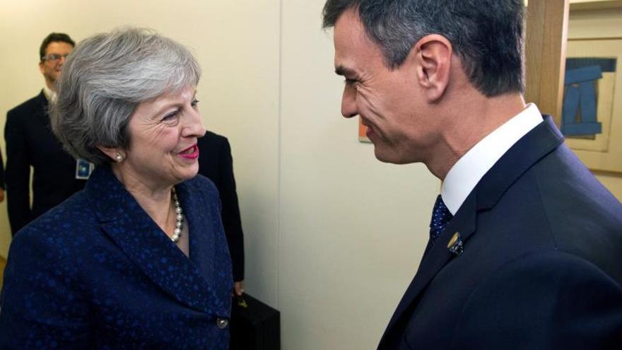"""La cuestión de Gibraltar aún debe ser abordada en el acuerdo del """"brexit"""", según la Comisión Europea"""