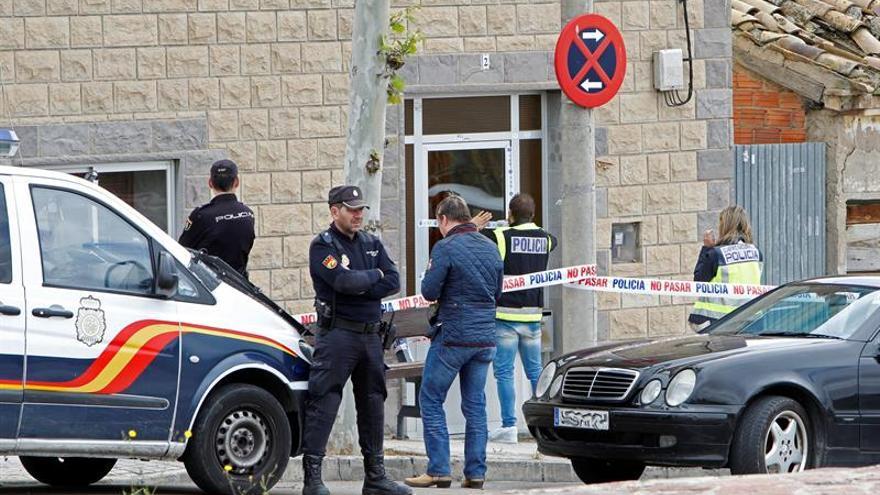 Herida grave una mujer de 72 años agredida por arma blanca por su marido en Zaragoza