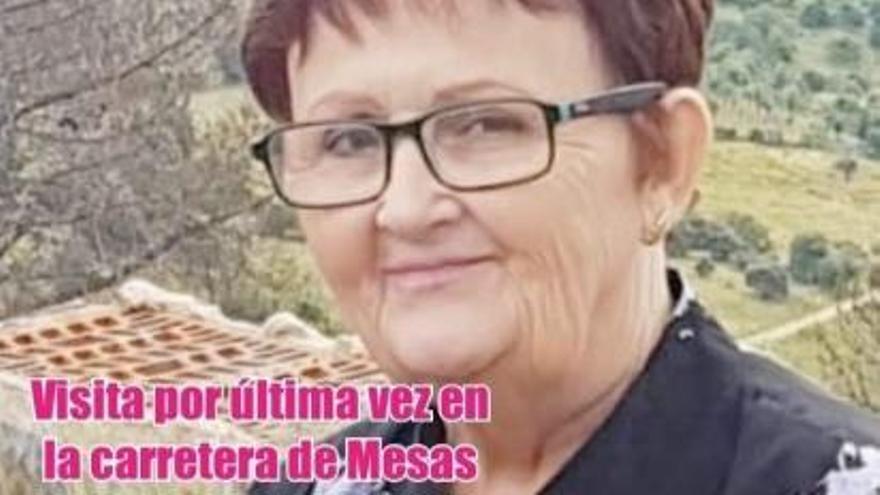 Rosalía salió a dar un paseo el lunes 25 de mayo por los alrededores de Bohonal de Ibor y no volvió