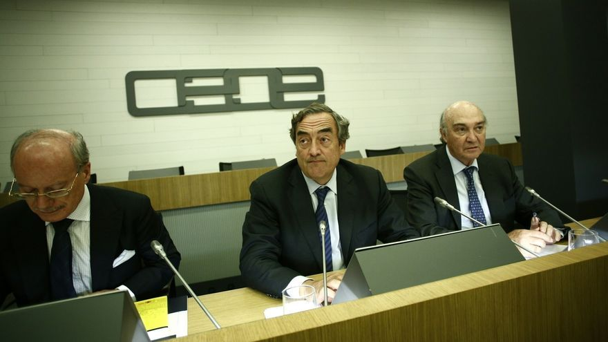 CEOE quiere extender al contrato indefinido el periodo de prueba de un año sin indemnización