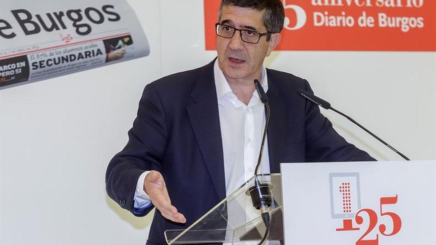"""Sánchez alaba el """"buen hacer"""" de López y espera que repita como presidente"""