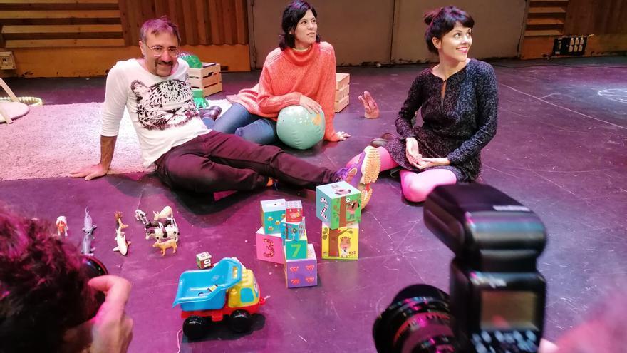 'Si yo fuera madre' se estrena en el Teatro Central