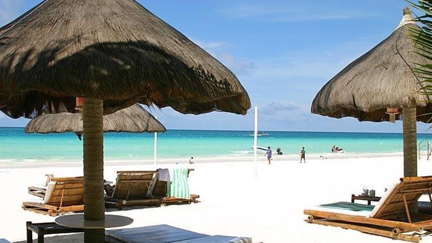 Filipinas espera recibir 5,5 millones de turistas internacionales en 2013