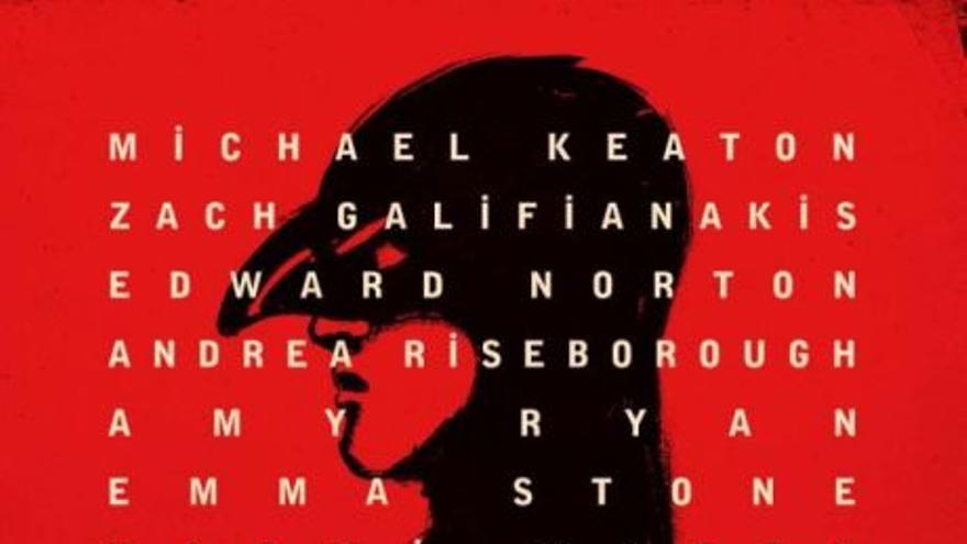 Cartel de la película Birdman