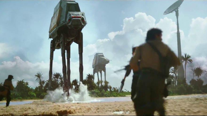 Fotograma del filme 'Rogue One'