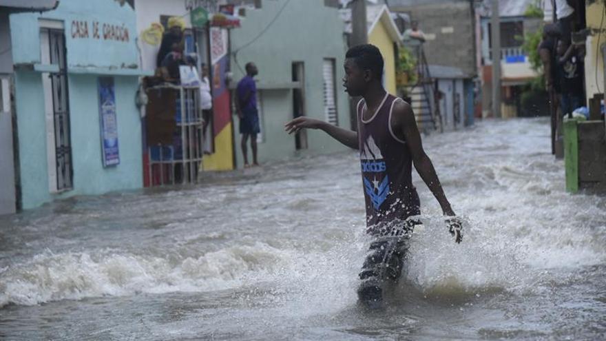 República Dominicana rebaja de 12 a 5 las provincias en alerta tras el paso de Irma