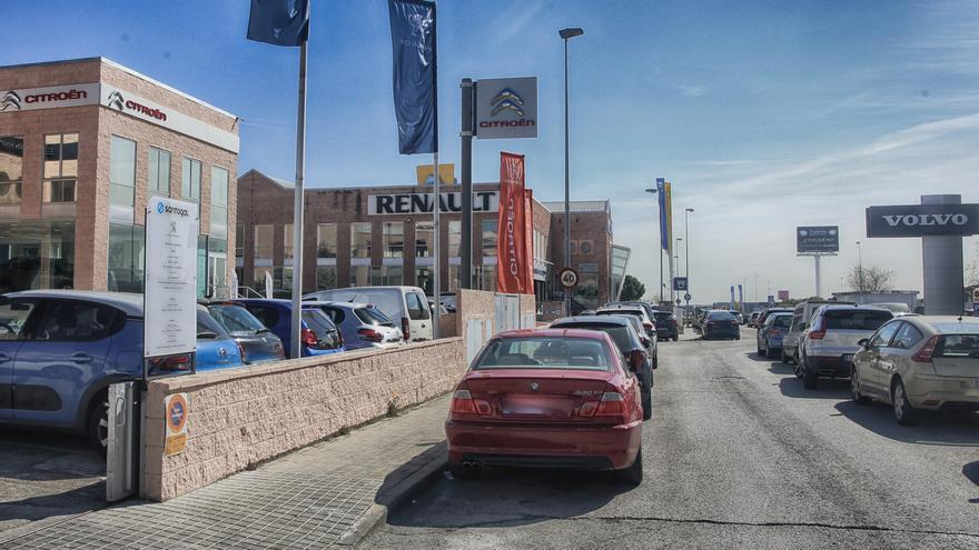 Las ventas de vehículos de ocasión se desploman un 50% en Cantabria en marzo, según Ancove