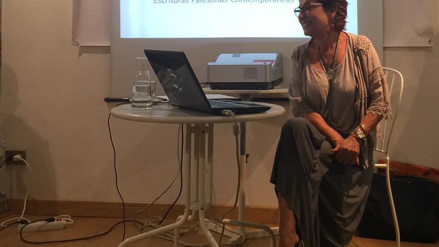La escritora, traductora y periodista Pilar Salamanca.