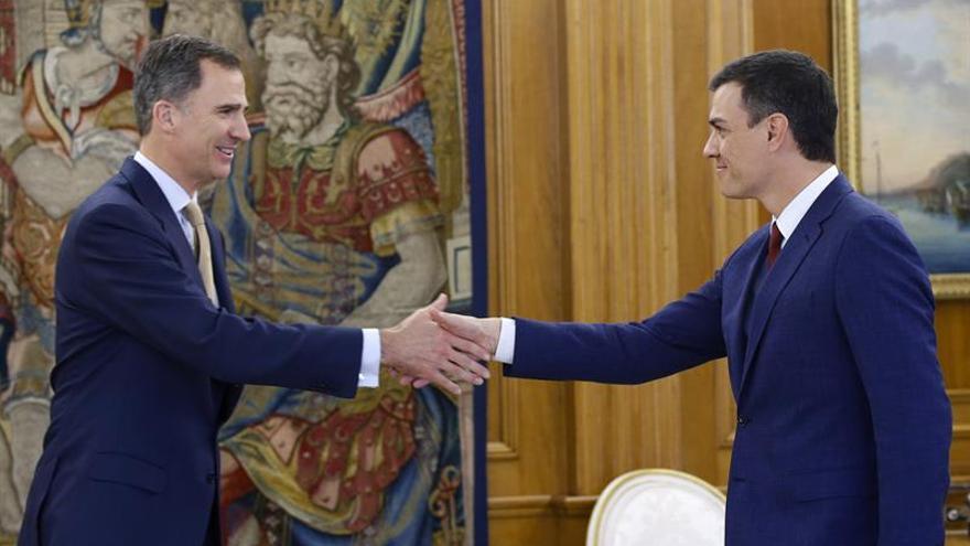 Sánchez dirá no a Rajoy ante el Rey por responsabilidad hacia su electorado