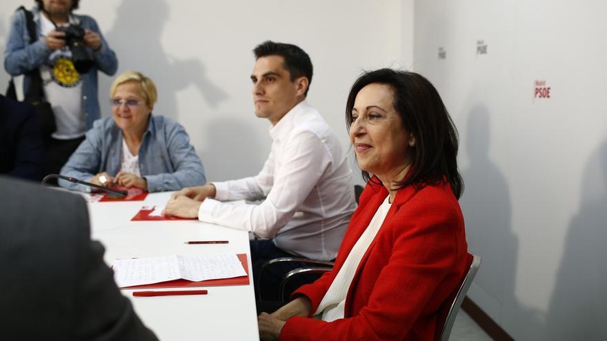"""Margarita Robles carga contra Báñez por no """"dar la cara"""" en la comisión de formación en el Parlamento andaluz"""