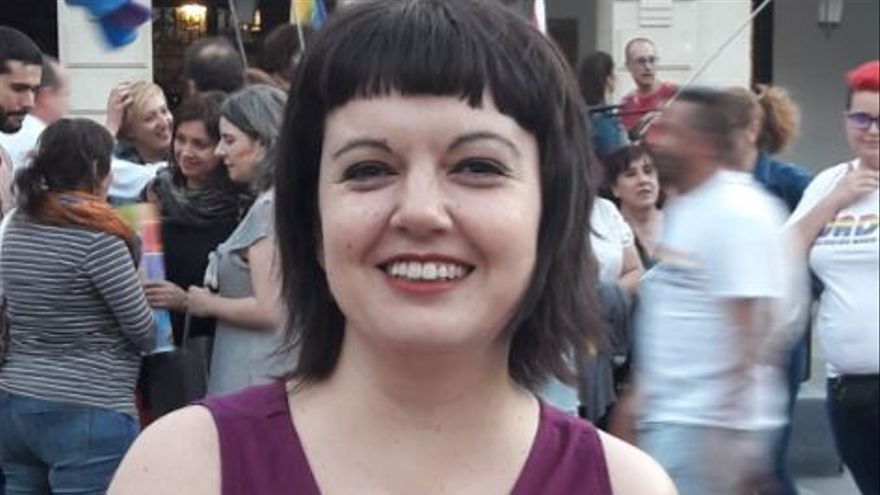 La periodista de eldiarioclm.es Alicia Avilés
