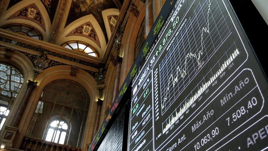 La Bolsa española sube el 0,44 por ciento en la apertura y recupera los 9.900 puntos