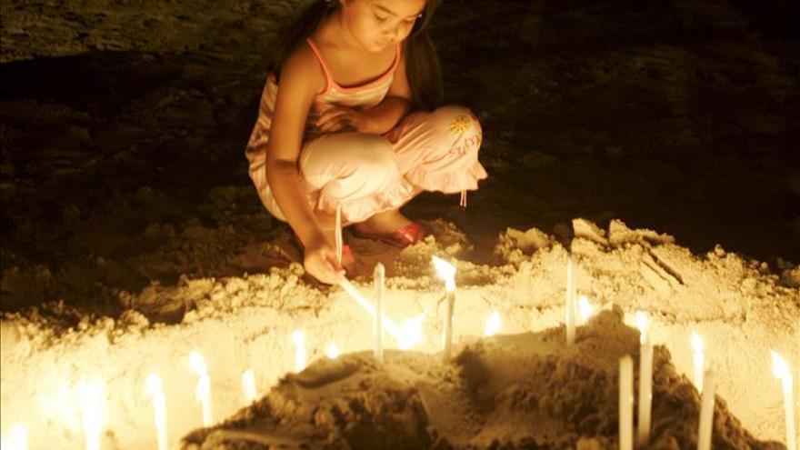 Fervor religioso y supervivencia, en la zona más afectada por el tsunami de 2004