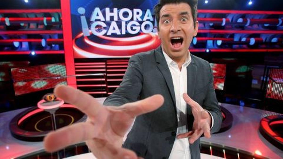 Arturo Valls, en 'Ahora Caigo'
