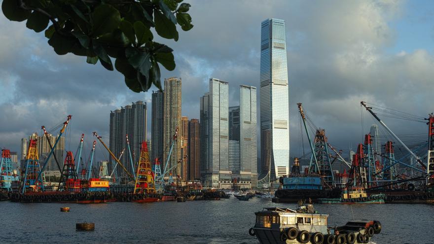 Hong Kong pronostica que su PIB caerá entre un 6 y un 8 % este 2020