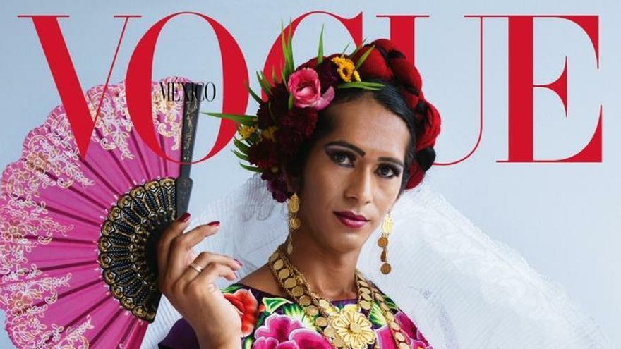 Vogue México celebra sus veinte años con muxes, el tercer género oaxaqueño