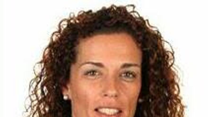 María de las Nieves Cobiella, candidata de Ciudadanos al Senado por La Palma.