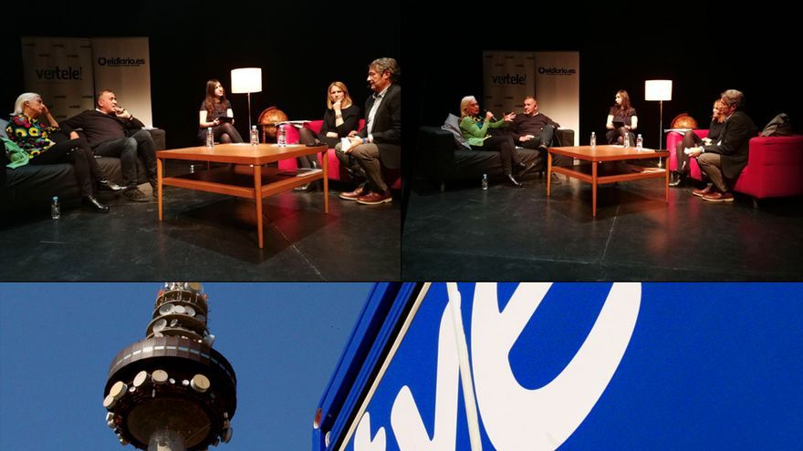 Debate los retos de las televisiones públicas