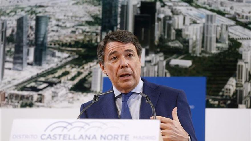 Ignacio González denuncia una extorsión policial y que no se retira de la carrera electoral