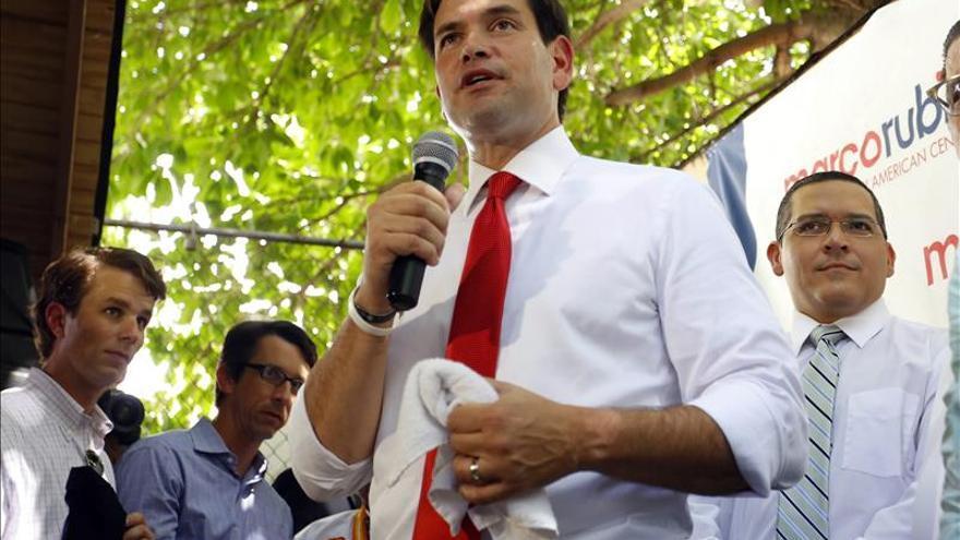 El Congreso no puede aprobar una reforma migratoria integral en EE.UU., dice Marco Rubio